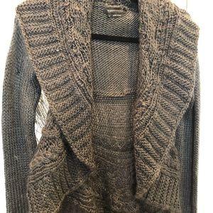 Bcbg grey sweater